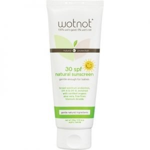 Wotnot Natural Baby Sunscreen SPF 30