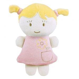 Dandelion Baby Doll Rattle