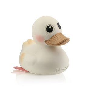Jumbo Natural Rubber Duck