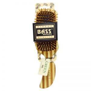 Bass Brushes Professional Style Bamboo Hair Brush