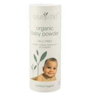 Nature's Child Organic Baby Powder