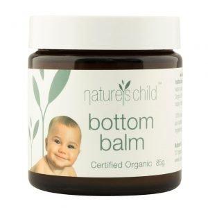 Nature's Child Organic Baby Bottom Balm