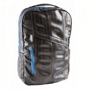 Upcycled Bike Inner Tube Backpack
