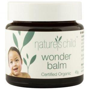 Nature's Child Organic Wonder Balm