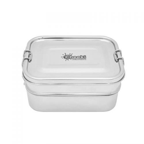 Cheeki 1 Litre Double Stack Lunch Box