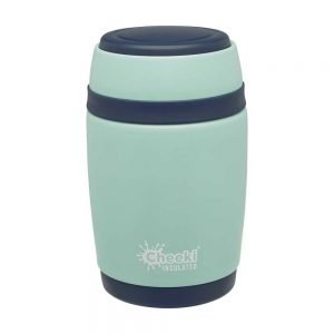 Pistachio colour Cheeki Insulated Food Jar