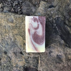 Hemp Soap Bar - Rosewood & Lavender