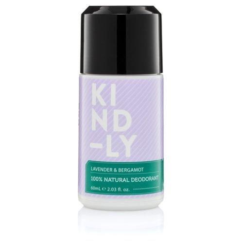 KIND-LY 100% Natural Deodorant - Lavender & Bermagot