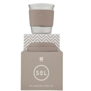SoL Reusable Coffee Cup - Seaside Slate