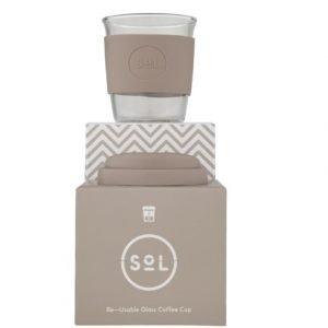 SoL Reusable Coffee Cup - Seaside Slate