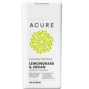 Acure Clarifying Lemongrass & Argan Conditioner