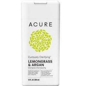 Acure Clarifying Lemongrass & Argan Shampoo