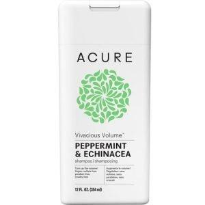 Acure Volume Peppermint & Echinacea Shampoo